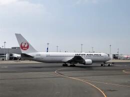 Smyth Newmanさんが、羽田空港で撮影した日本航空 767-346の航空フォト(飛行機 写真・画像)