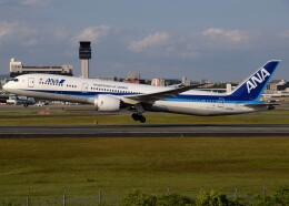 Soutaさんが、伊丹空港で撮影した全日空 787-9の航空フォト(飛行機 写真・画像)
