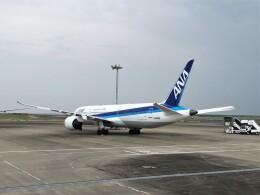 Smyth Newmanさんが、羽田空港で撮影した全日空 787-9の航空フォト(飛行機 写真・画像)