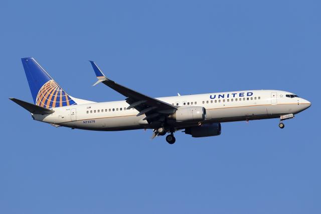 航空フォト:N73278 ユナイテッド航空 737-800