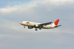 mahiちゃんさんが、羽田空港で撮影した日本航空 A300B4-622Rの航空フォト(飛行機 写真・画像)