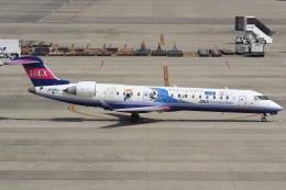 Wings Flapさんが、中部国際空港で撮影したアイベックスエアラインズ CL-600-2C10 Regional Jet CRJ-702ERの航空フォト(飛行機 写真・画像)