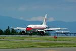 rjnsphotoclub-No.07さんが、静岡空港で撮影した中国東方航空 A319-112の航空フォト(写真)