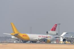 senyoさんが、成田国際空港で撮影したエアー・ホンコン A300F4-605Rの航空フォト(飛行機 写真・画像)