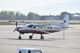 E-75さんが、函館空港で撮影したアジア航測 208 Caravan Iの航空フォト(飛行機 写真・画像)
