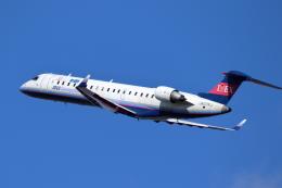 kaz787さんが、伊丹空港で撮影したアイベックスエアラインズ CL-600-2C10 Regional Jet CRJ-702の航空フォト(飛行機 写真・画像)