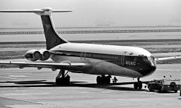 羽田空港 - Tokyo International Airport [HND/RJTT]で撮影されたブリティッシュ・オーバーシーズ・エアウェイズ (BOAC) - British Overseas Airways Corporation [BA]の航空機写真