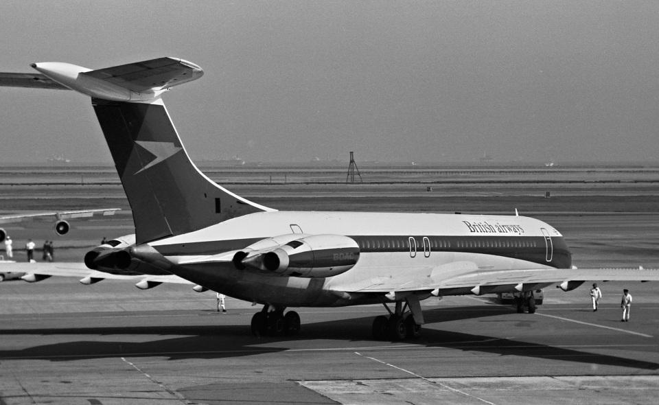 Y.Todaさんのブリティッシュ・エアウェイズ Vickers VC10/Super VC10 (G-ASGK) 航空フォト
