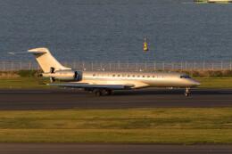 Koenig117さんが、羽田空港で撮影したケイマン諸島企業所有 BD-700-1A10 Global 7500の航空フォト(飛行機 写真・画像)