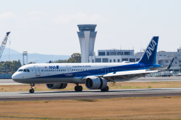 WAiRさんが、熊本空港で撮影した全日空 A321-272Nの航空フォト(飛行機 写真・画像)