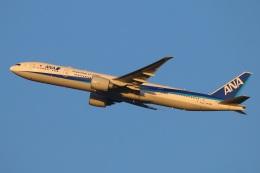 S.Hayashiさんが、成田国際空港で撮影した全日空 777-381/ERの航空フォト(飛行機 写真・画像)