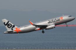 きんめいさんが、中部国際空港で撮影したジェットスター・ジャパン A320-232の航空フォト(飛行機 写真・画像)