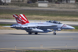 norimotoさんが、三沢飛行場で撮影したアメリカ海軍 EA-18G Growlerの航空フォト(飛行機 写真・画像)