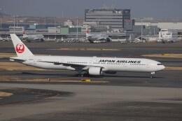 OS52さんが、羽田空港で撮影した日本航空 777-346の航空フォト(飛行機 写真・画像)