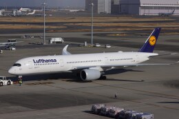 OS52さんが、羽田空港で撮影したルフトハンザドイツ航空 A350-941の航空フォト(飛行機 写真・画像)