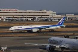 OS52さんが、羽田空港で撮影した全日空 777-381/ERの航空フォト(飛行機 写真・画像)