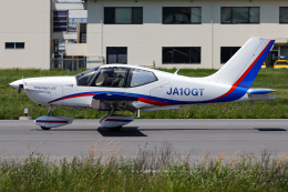 A.Tさんが、八尾空港で撮影した日本個人所有 TB-10 Tobago GTの航空フォト(飛行機 写真・画像)