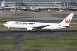 航空フォト:JA658J 日本航空 767-300
