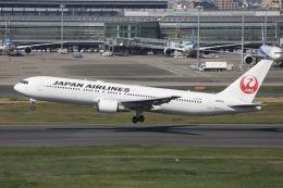 sky-spotterさんが、羽田空港で撮影した日本航空 767-346/ERの航空フォト(飛行機 写真・画像)