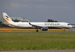 雲霧さんが、成田国際空港で撮影したスターラックス・エアラインズ A321-252NXの航空フォト(飛行機 写真・画像)