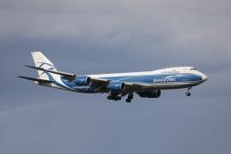 m_aereo_iさんが、成田国際空港で撮影したエアブリッジ・カーゴ・エアラインズ 747-83QFの航空フォト(飛行機 写真・画像)