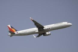m_aereo_iさんが、成田国際空港で撮影したフィリピン航空 A321-231の航空フォト(飛行機 写真・画像)