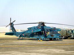 まいけるさんが、名古屋飛行場で撮影した航空自衛隊 UH-60Jの航空フォト(飛行機 写真・画像)
