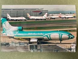 twinengineさんが、ロンドン・ヒースロー空港で撮影したBWIA ウェスト インディーズ エアウェイズ L-1011-385-3 TriStar 500の航空フォト(飛行機 写真・画像)