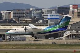 KOKI_ANA-Brussels767さんが、福岡空港で撮影したオリエンタルエアブリッジ DHC-8-201Q Dash 8の航空フォト(飛行機 写真・画像)