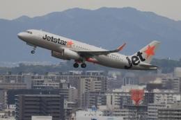 KOKI_ANA-Brussels767さんが、福岡空港で撮影したジェットスター・ジャパン A320-232の航空フォト(飛行機 写真・画像)