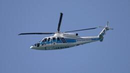 オキシドールさんが、鳥取空港で撮影した海上保安庁 S-76Dの航空フォト(飛行機 写真・画像)