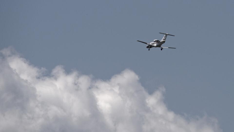 オキシドールさんのコーナン商事 Cessna 525 CitationJet (JA525A) 航空フォト