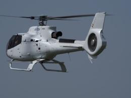 gennai04さんが、東京ヘリポートで撮影した日本個人所有 EC130T2の航空フォト(飛行機 写真・画像)