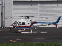 gennai04さんが、東京ヘリポートで撮影した東邦航空 AS355F2 Ecureuil 2の航空フォト(飛行機 写真・画像)