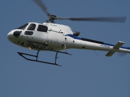 gennai04さんが、東京ヘリポートで撮影したディーエイチシー AS350B3 Ecureuilの航空フォト(飛行機 写真・画像)