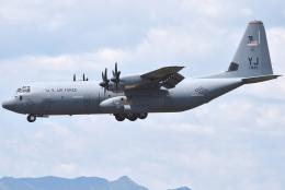 航空フォト:16-5843 アメリカ空軍 C-130 Hercules