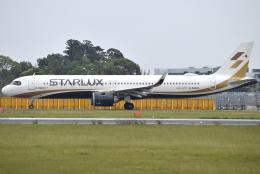 jun☆さんが、成田国際空港で撮影したスターラックス・エアラインズ A321-252NXの航空フォト(飛行機 写真・画像)
