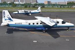 jun☆さんが、調布飛行場で撮影した新中央航空 228-212の航空フォト(飛行機 写真・画像)