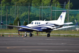 jun☆さんが、調布飛行場で撮影したアジア航測 C90GTi King Airの航空フォト(飛行機 写真・画像)