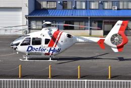 jun☆さんが、双葉滑空場で撮影したジャネット EC135T2の航空フォト(飛行機 写真・画像)