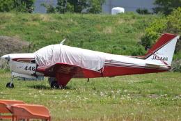 jun☆さんが、ホンダエアポートで撮影した日本個人所有 E33 Bonanzaの航空フォト(飛行機 写真・画像)