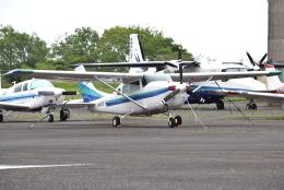 jun☆さんが、龍ケ崎飛行場で撮影した第一航空 TU206G Turbo Stationair 6の航空フォト(飛行機 写真・画像)