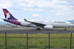 jun☆さんが、横田基地で撮影したハワイアン航空 A330-243の航空フォト(飛行機 写真・画像)