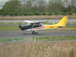 ヒコーキグモさんが、岡南飛行場で撮影した日本個人所有 172G Ramの航空フォト(飛行機 写真・画像)