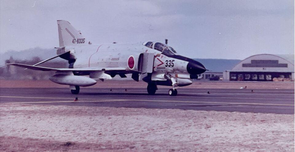 KOMAKIYAMAさんの航空自衛隊 Mitsubishi F-4EJ Phantom II (47-8335) 航空フォト