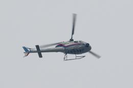 レガシィさんが、宇都宮市上空で撮影した東邦航空 AS355F2 Ecureuil 2の航空フォト(飛行機 写真・画像)