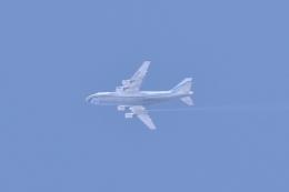 レガシィさんが、宇都宮市上空で撮影したアントノフ・エアラインズ An-124-100M Ruslanの航空フォト(飛行機 写真・画像)