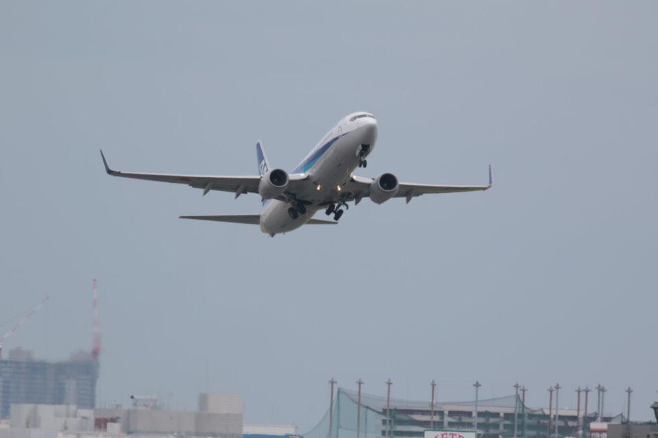 kou-1さんの全日空 Boeing 737-800 (JA79AN) 航空フォト
