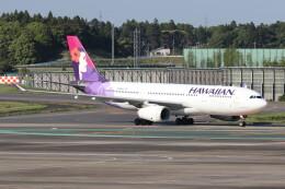 utarou on NRTさんが、成田国際空港で撮影したハワイアン航空 A330-243の航空フォト(飛行機 写真・画像)