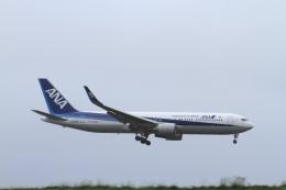516105さんが、鳥取空港で撮影した全日空 767-381/ERの航空フォト(飛行機 写真・画像)